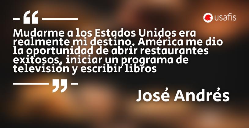 USAFIS: José Andrés