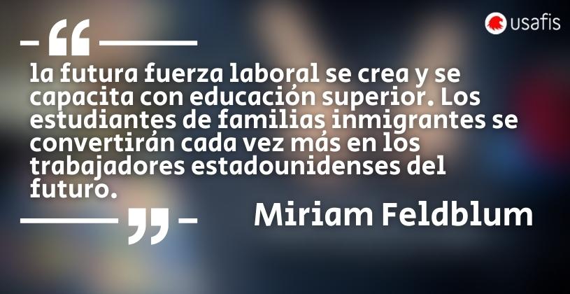 USAFIS: Miriam Feldblum