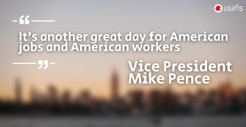 USAFIS: Mike Pence